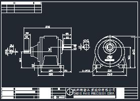 台湾城邦电机图库CHD2200-(3-40)