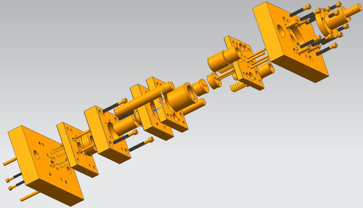 电饭煲传感器外壳冲压工艺与模具设计(全部CAD+说明书+仿真)