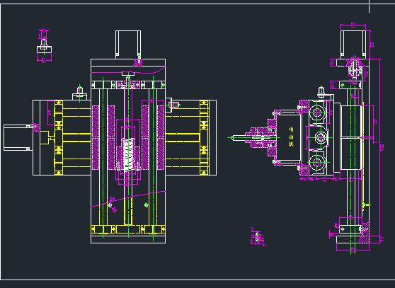PLC数控十字滑台设计