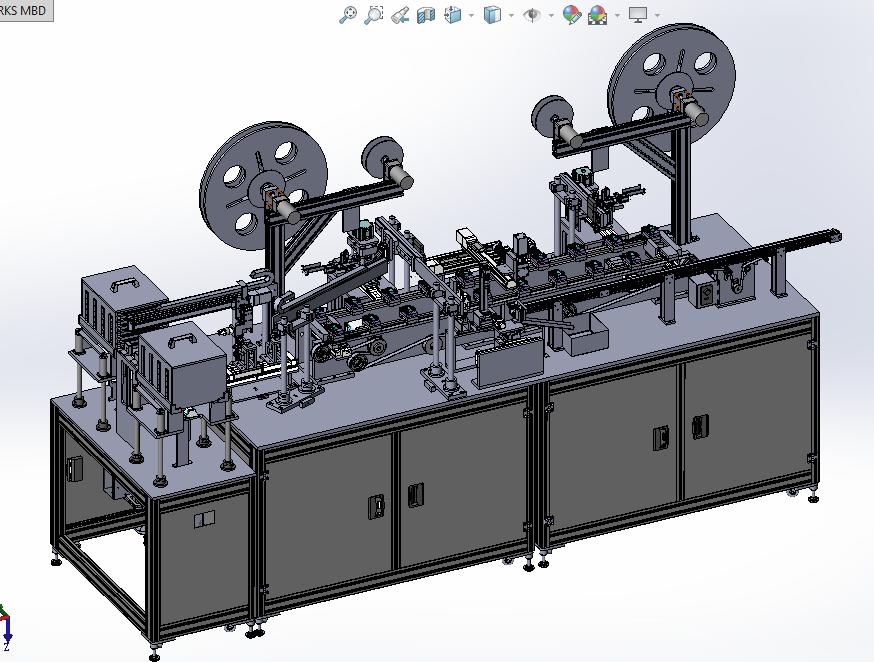 激光自动焊接精密设备