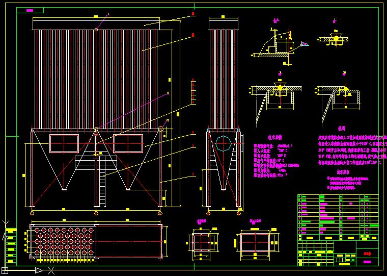 KL86-95-0空冷器图