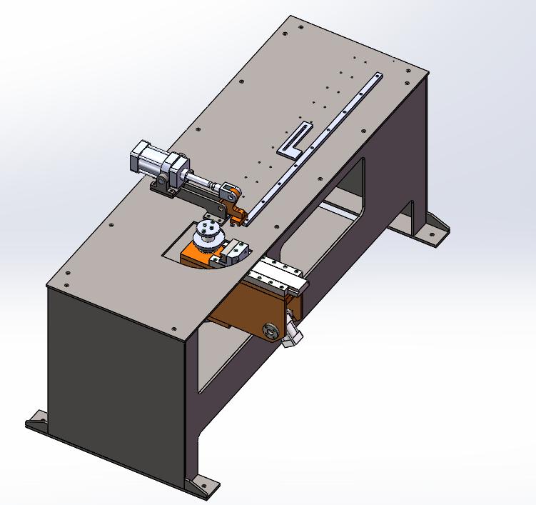 气动弯管机1