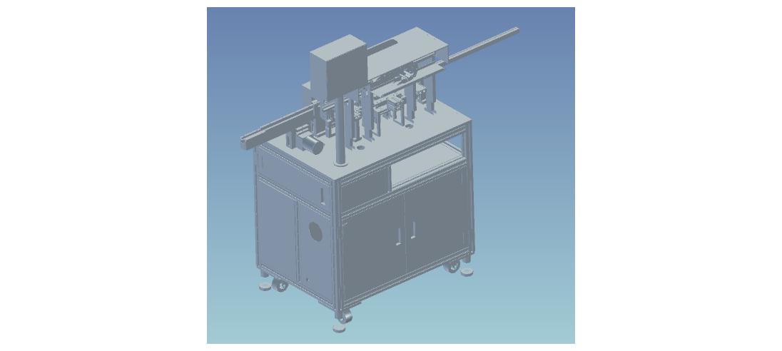 电测机三维图