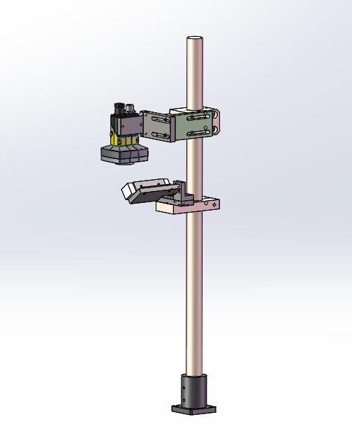 CCD固定支架