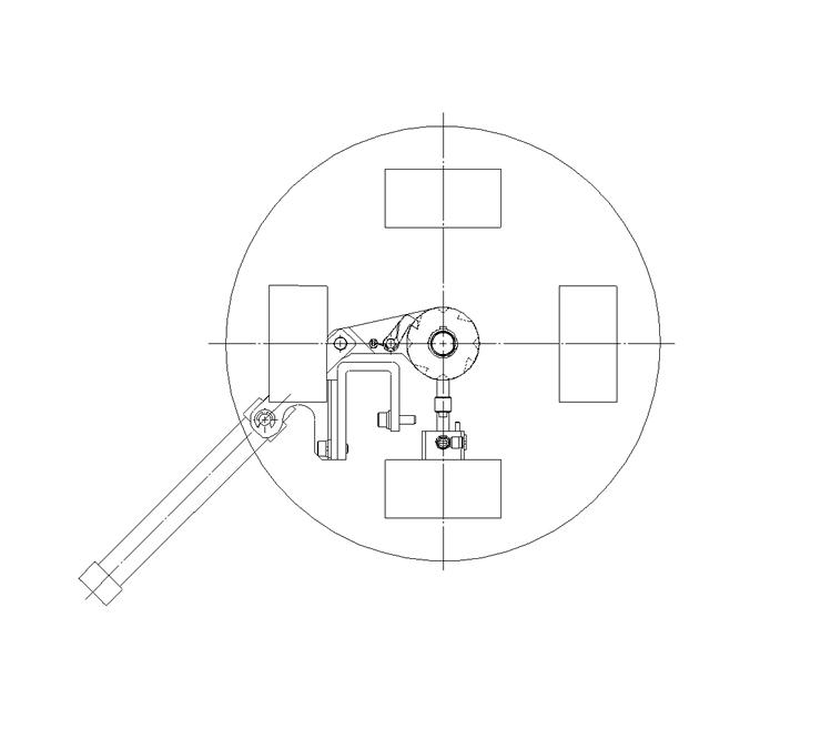 棘轮分度装置