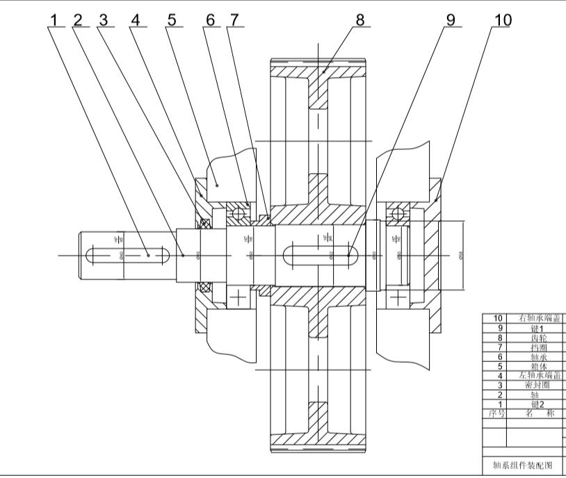 机械设计课程作业