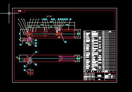 过滤器结构图